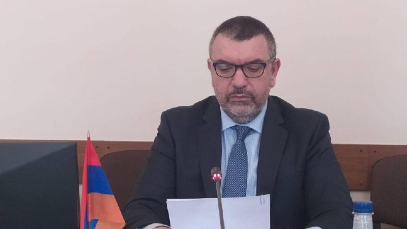 ՀԱՊԿ Մշտական խորհրդի նախագահ է ընտրվել Հայաստանի ներկայացուցիչ Վիկտոր Բիյագովը