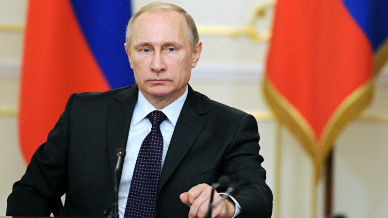 Ռուսաստանը եղել է, կա ու կլինի, և դրա հետ պետք է հաշտվել. Վլադիմիր Պուտին