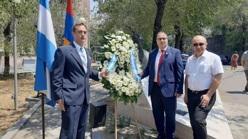 Արգենտինայի Հանրապետության Անկախության օրվա տոնակատարություն Երևանում