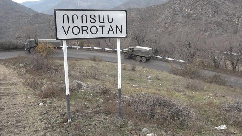 Որոտանի հատվածում ադրբեջանցիները հերթական սահմանափակումն են մտցրել. «Հրապարակ»