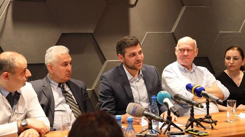 Հայաստանում առաջին անգամ կատարվել է ոսկրածուծի ալոգեն փոխպատվաստում․ ԱՆ
