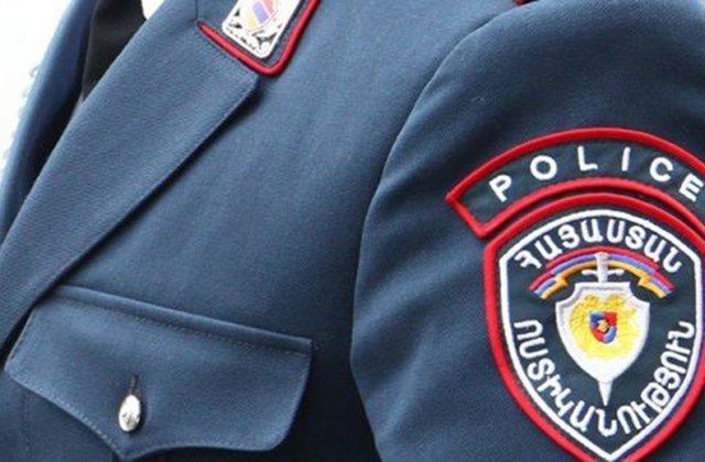 Ոստիկանը բռունցքով հարվածել է Երևանում փողոց փակած քաղաքացուն