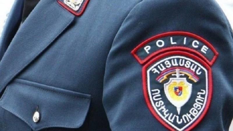 Ծառայողական քննություն՝ ոստիկանության կապիտանի՝ ազատվելու զեկուցագրի վերաբերյալ արած հայտարարության կապակցությամբ