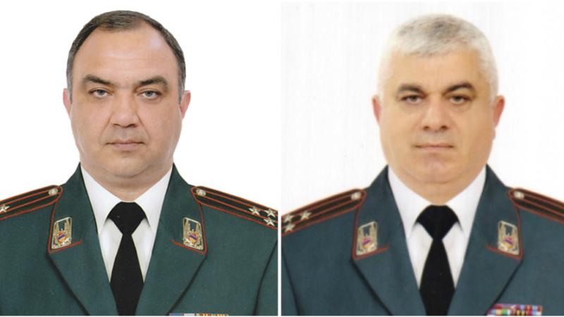 Ով է ՀՀ ոստիկանապետի նորանշանակ առաջին տեղակալը
