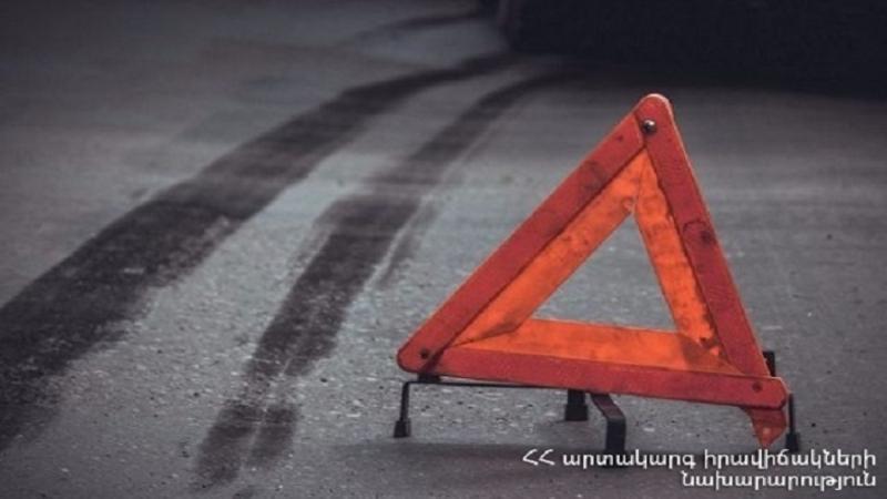 Վրաերթ Երևանում. Toyota-ն վրաերթի է ենթարկել անչափահաս հետիոտնին. վերջինս տեղափոխվել է «Սուրբ Աստվածամայր» բժշկական կենտրոն