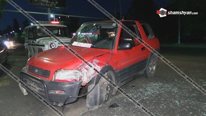 Մահվան ելքով վրաերթ Կոտայքի մարզում․ 32-ամյա տղամարդը իր վարած Toyota RAV4 մակնիշի ավտոմեքենայով վրաերթի է ենթարկել 45-ամյա կնոջը