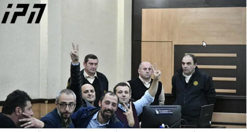 Նոյեմբերի 18-ին Վրաստանի խորհրդարանի մոտ ձերբակալված 12 ցուցարարներին սպառնում է ազատազրկում