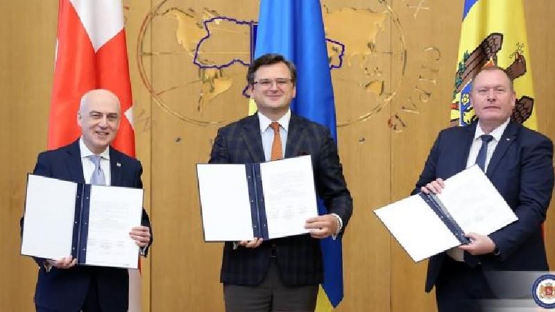 Վրաստանը, Մոլդովան և Ուկրաինան ստորագրել են ԵՄ-ին ինտեգրվելու համագործակցության հուշագիր