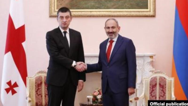 Պարոն վարչապետ, կրկին սրտանց շնորհավորում եմ, անկեղծորեն մաղթում եմ առողջություն. Վրաստանի վարչապետ