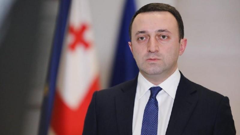 Վրաստանի վարչապետ Իրակլի Ղարիբաշվիլիի գլխավորած պատվիրակությունը պաշտոնական այցով կժամանի Հայաստան