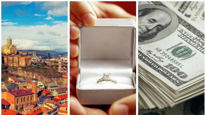 Վրաստանում ոստիկանները 7000 դոլարով տուգանել են ամուսնության առաջարկ անող երիտասարդին և նրա 6 ընկերներին․ Aliq.ge