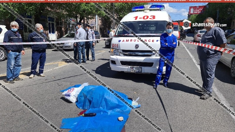 Բարեկամության էստակադայի մոտ ավտոբուսը վրաերթի է ենթարկել 70-ամյա քաղաքացու, ով մահացել է
