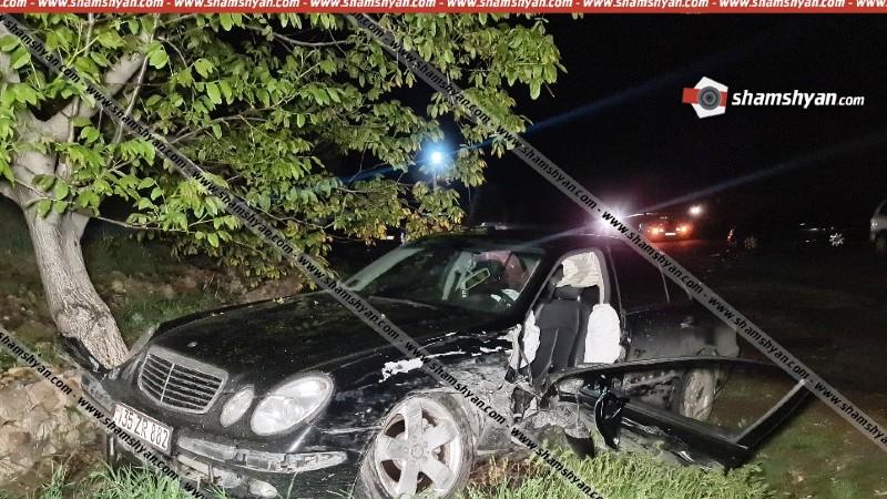 Երևան-Երասխ-Մեղրի ճանապարհին 3 մեքենա է բախվել