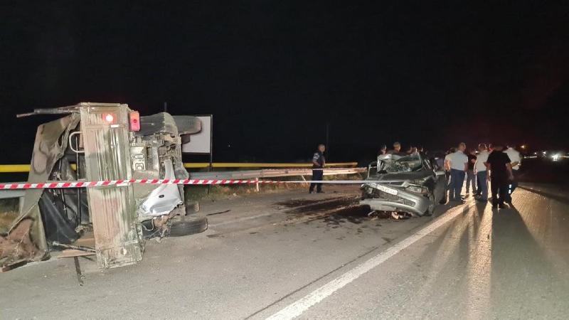 Երասխ-Երևան ավտոմայրուղում  ՊՆ մեքենաներ են բախվել․ 6 վիրավոր զինծառայողներից մեկը մահացել է