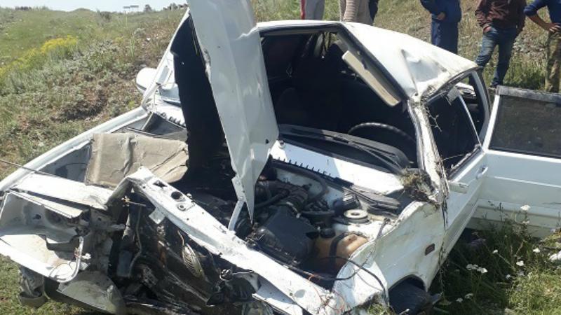Մարտունի-Վարդենիս ավտոճանապարհին ավտոմեքենան դուրս է եկել ճանապարհի երթևեկելի հատվածից և շրջվել. տուժել է 23-ամյա ուղևորը