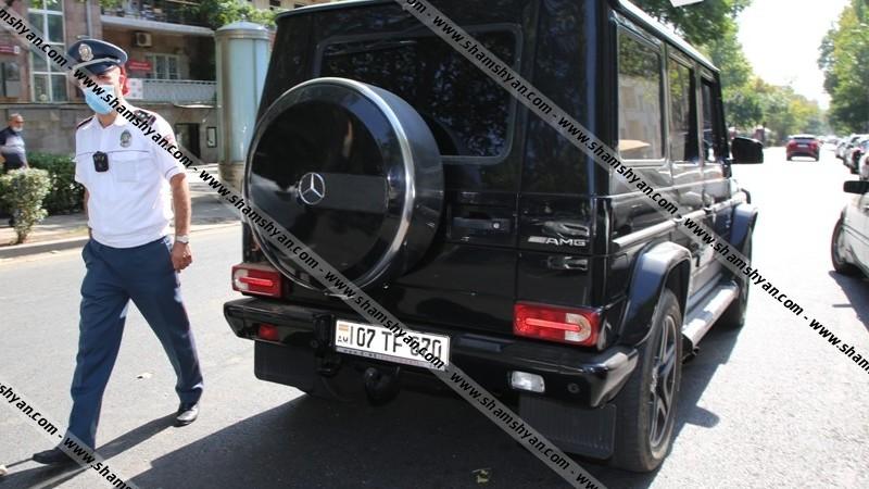 Այսօր Երևանում՝ Mercedes G 500-ի վարորդի կողմից վրաերթի ենթարկված հետիոտնը հիվանդանոցում մահացել է