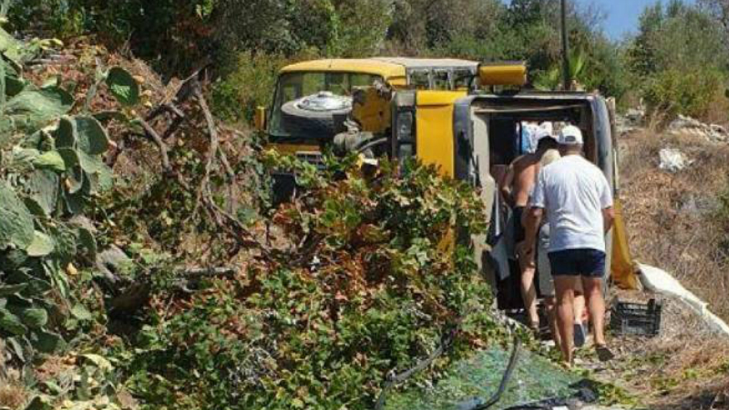 Թուրքիայում 14 ռուսաստանցիների տեղափոխող ավտոբուսը շրջվել է