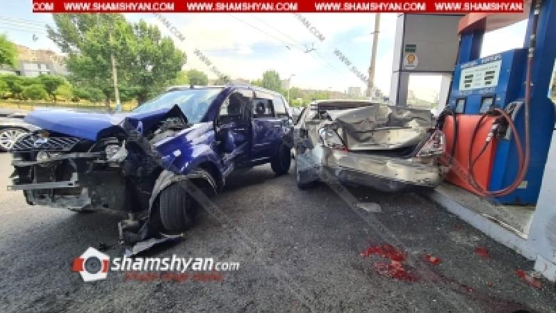 Մահվան ելքով ավտովթար-վրաերթ՝ Երևանում, վիրավորներից մեկը հիվանդանոցի ճանապարհին մահացել է.