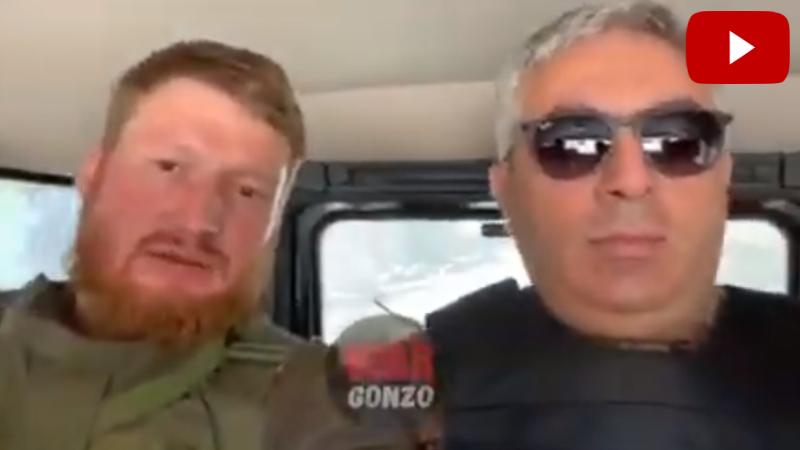 Հարցազրույց Արծրուն Հովհաննիսյանի հետ Ֆիզուլիի կենտրոնում, որտեղ մենք հասել ենք՝ անցնելով Հադրութով․ WarGonzo (տեսանյութ)