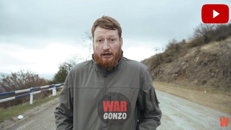 WarGonzo-ի հատուկ թողարկումը՝ Շուշիի մատույցներից (տեսանյութ)