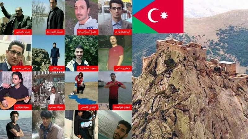 Իրանում կալանավորվել են ադրբեջանցի թյուրքեր
