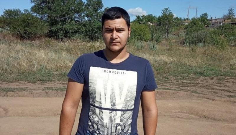 18-ամյա հայ տղան այրվող տնից փրկել է հաշմանդամ ռուս կնոջը