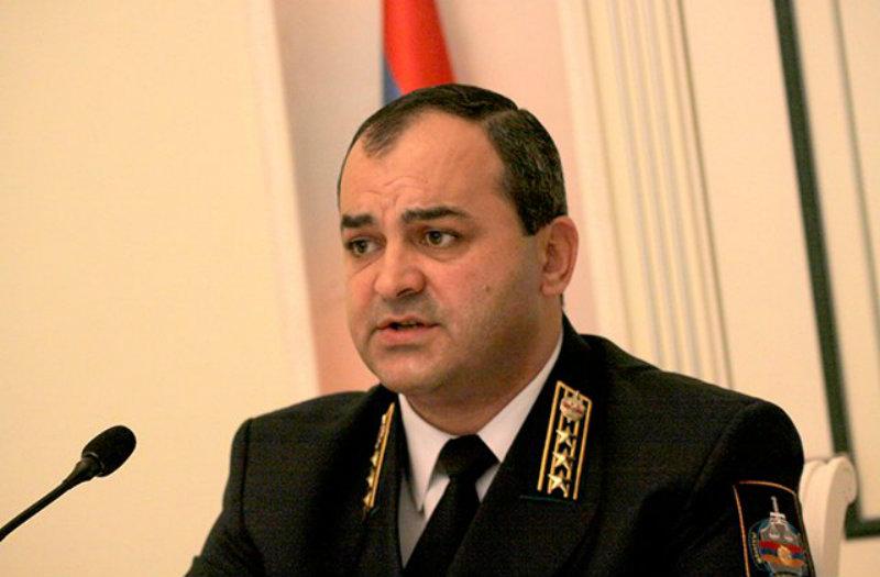 ՀՀ գլխավոր դատախազը պարգևատրել է ծառայողական պարտքը կատարելիս զոհված և վիրավորված ոստիկաններին