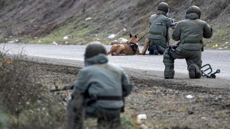 Արցախում խաղաղապահ առաքելություն իրականացնող ռուս զինծառայողների վիրավորվելը ականի պայթյունից՝ ճիշտ չէ․ ԱՀ ԱԻՊԾ