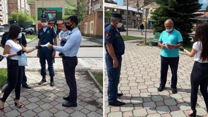 Տեսչական մարմնի աշխատակիցները խախտումներ են արձանագրել Հրազդան քաղաքում