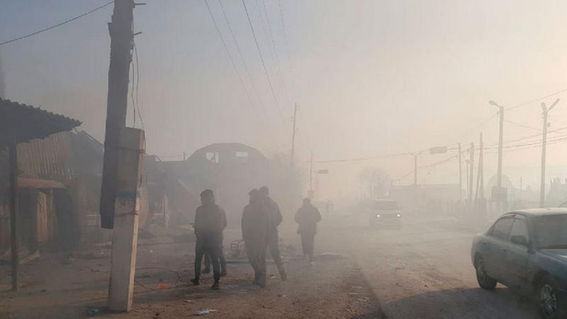 Ղազախստանում զանգվածային ծեծկռտուքի հետևանքով զոհերի թիվը հասել է 10-ի
