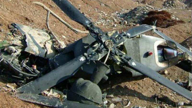 Լելե Թեփեի տարածքում խոցվել է ադրբեջանական ուղղաթիռ, որն ընկել է Իրանի տարածքում․ ՊԲ