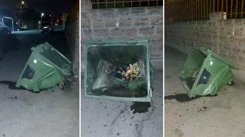 Մալաթիա-Սեբաստիա վարչական շրջան՝ ևս մեկ կենցաղային աղբի համար նախատեսված աղբաման այրվեց