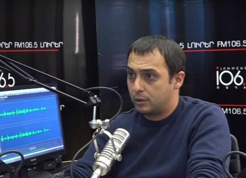 Հանրային ռադիոյի տնօրեն է ընտրվել Գարեգին Խումարյանը