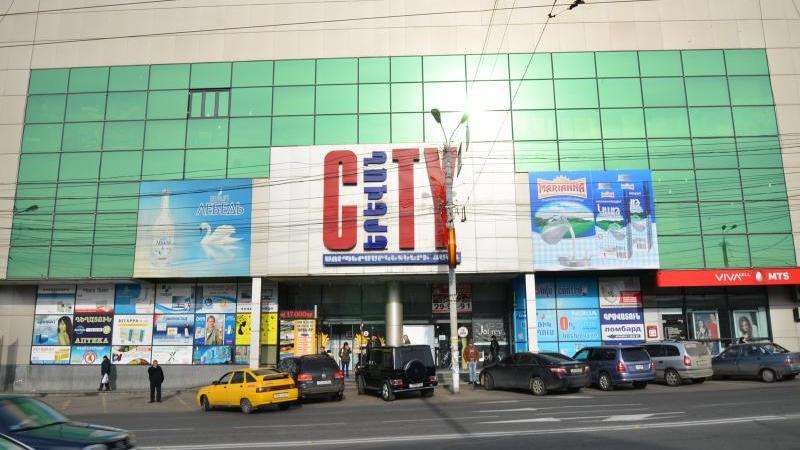 «Երևան սիթի»-ում հայտնաբերվել է տղամարդու դի