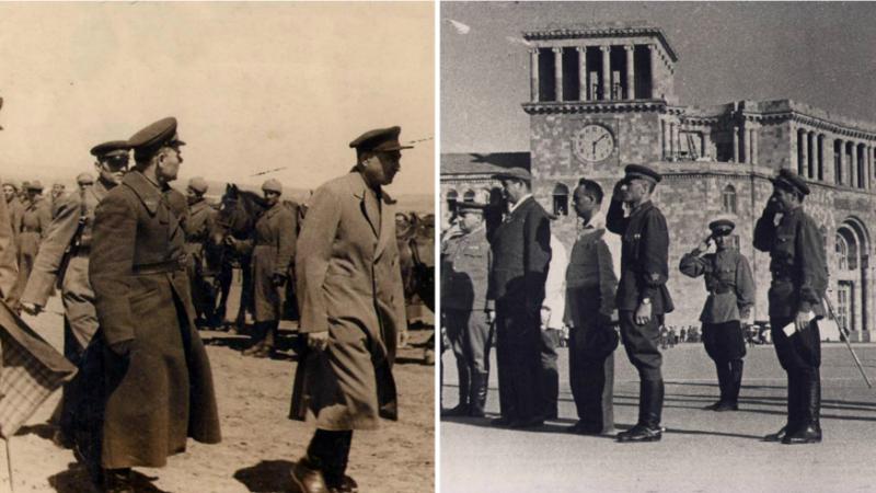 Երևանը Հայրենական մեծ պատերազմի տարիներին (լուսանկարներ)