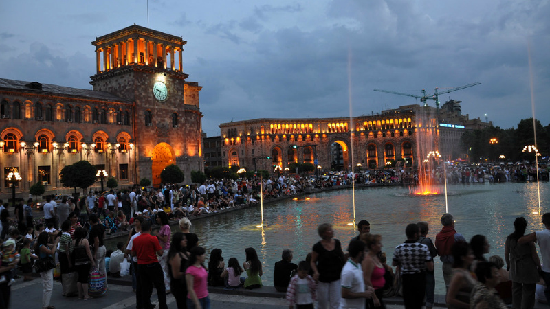 Հայաստանի մշտական բնակչության թվաքանակը պակասել է. «Ժողովուրդ»