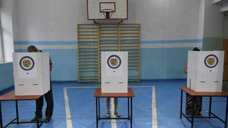 ՔՊ՝ 62.4 %, «Հայաստան»՝ 17.2 %, ԲՀԿ 4.5 %․ Shantnews.am-ն ամփոփել է քվեարկության արդյունքների նախնական տվյալները՝ 360 ընտրատեղամասերից