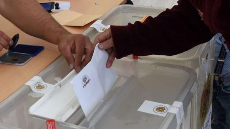 «ՔՊ» կուսակցություն՝ 60.9 %, «Հայաստան» դաշինք՝ 17.9 %  «Պատիվ ունեմ» դաշինք՝ 4.6 % «Բարգավաճ Հայաստան» կուսակցություն՝ 4.2 %. 408 ընտրատեղամասերի արդյունքները ըստ՝ Shantnews.am-ի