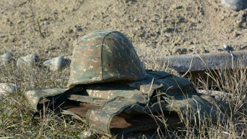 Արցախի զորամասերից մեկում զինծառայող է մահացել