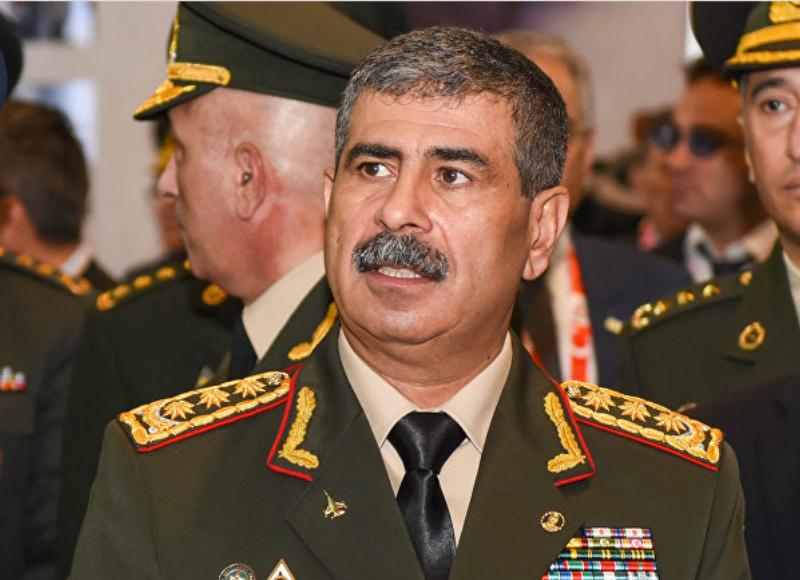 Զաքիր Հասանովը Ադրբեջանի զինուժին կարգադրել է պատրաստ լինել ռազմական գործողությունների