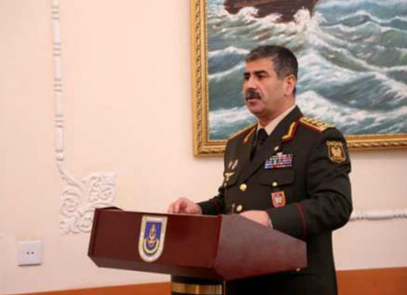 Մենք կարող ենք մարտի նետվել ցանկացած պահի. Ադրբեջանի պաշտպանության նախարար