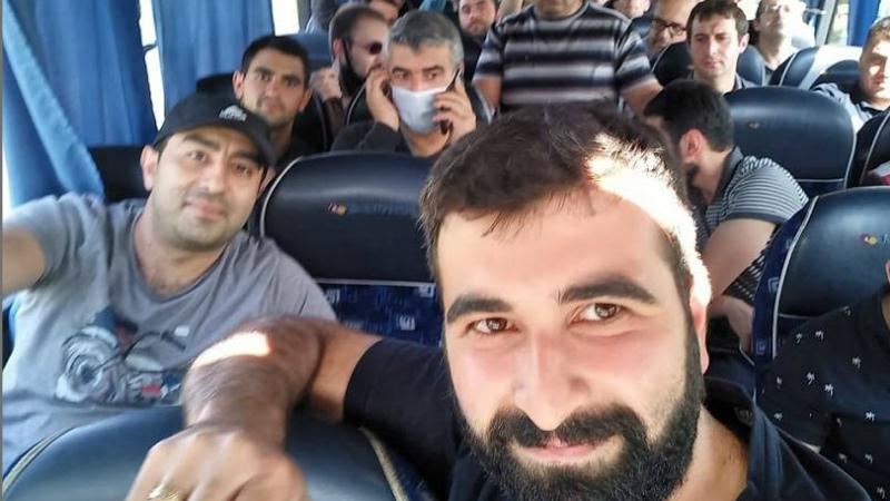 Առաջնագիծ մեկնեց օգոստոսին Լիբանանից հայրենադարձված պահեստազորի լեյտենանտ Արեգ Ասրապեանը. Զարեհ Սինանյան