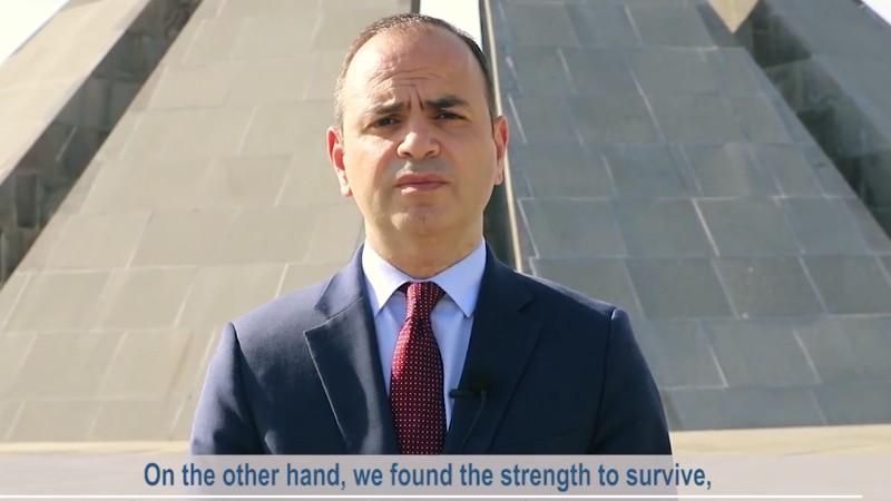 Հայրենիք-Սփյուռք հարաբերությունների նոր մակարդակի ձևավորումն ավելի քան արդիական է Հայաստանի պետականության կայացման և հարատևման գործում․ Զարեհ Սինանյան (տեսանյութ)