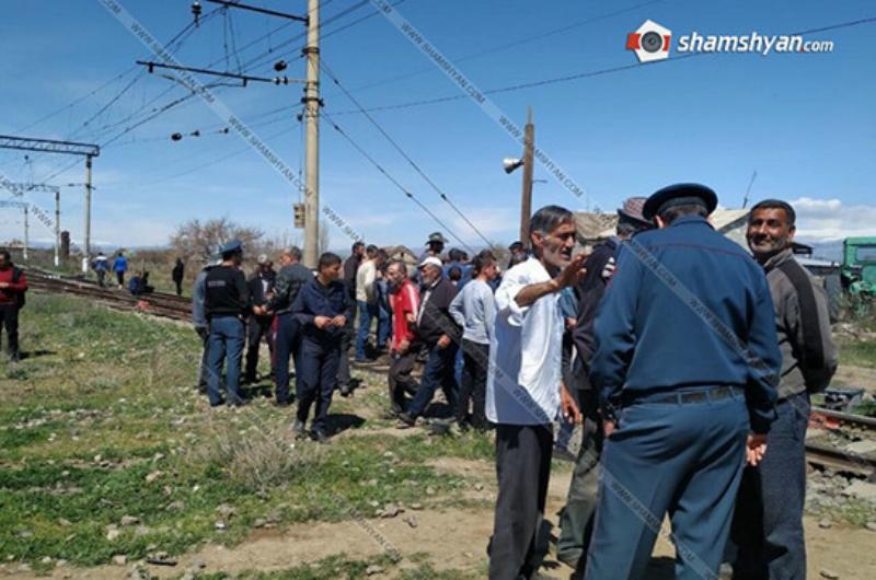 Զարթոնք գյուղում խուլիգանության դեպքի առթիվ հարուցված քրեական գործով ձերբակալվել է երկու անձ