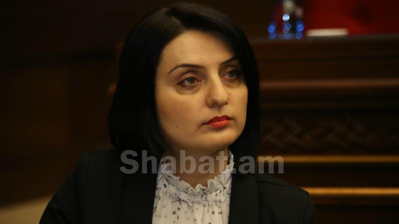 Ռազմական գործողությունների արդյունքում տուժող կանանց ձայնը պետք է լսելի լինի ոչ միայն Հայաստանի ներսում, այլ նաև միջազգային ասպարեզում. Բաթոյան