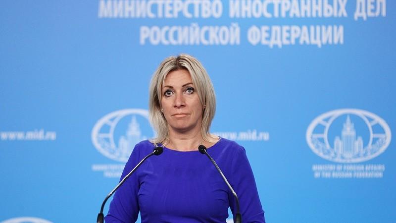 Ռուսաստանն ակնկալում է ամրապնդել Հայաստանի հետ հարաբերությունները՝ ԱԺ ընտրությունների արդյունքներով. Զախարովա