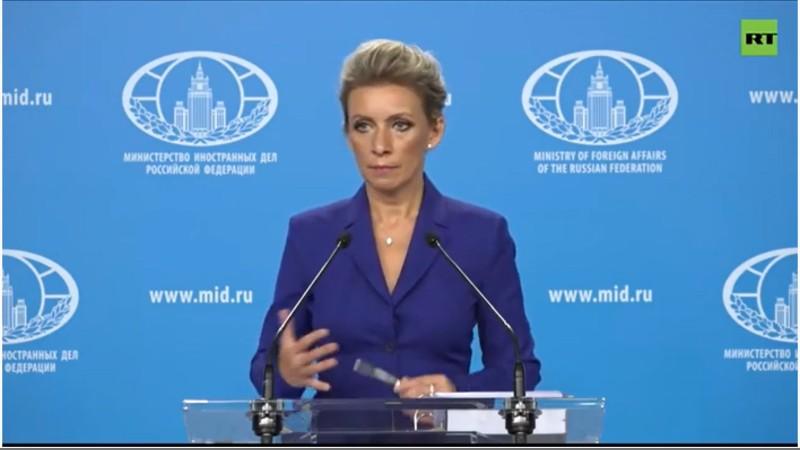Զախարովա․ ՌԴ-ն մտահոգված է լարվածությամբ հայ-ադրբեջանական սահմանին (տեսանյութ)