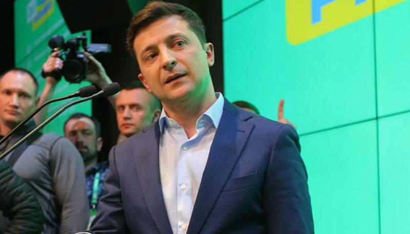Զելենսկին Ռադան ցրելու և հուլիսի 21-ին արտահերթ ընտրություններ անցկացնելու հրամանագիր է ստորագրել