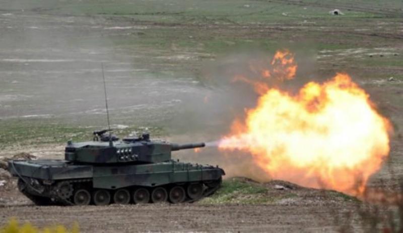 Գերմանիան դադարեցնում է Թուրքիային զենքի մատակարարումը
