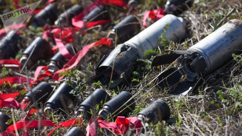 Մարտակերտում, Մարտունու Կարմիր Շուկա համայնքում վնասազերծվելու է չպայթած զինամթերք. ԱՀ ԱԻՊԾ